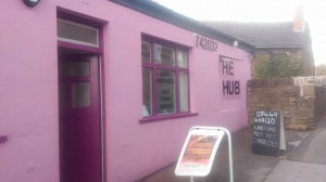The Hub, New Mills