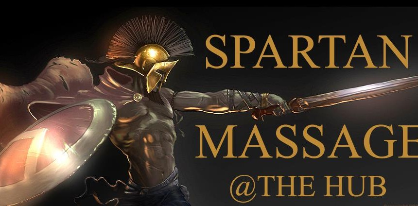 Spartan massage